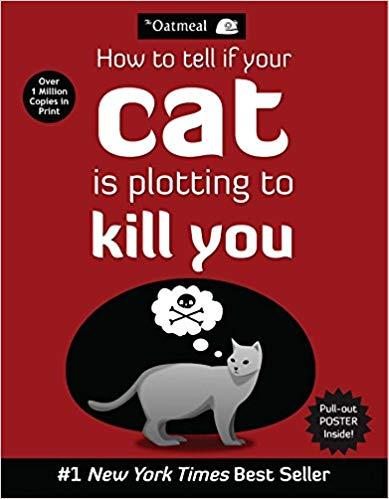 Oatmeal Cat Book