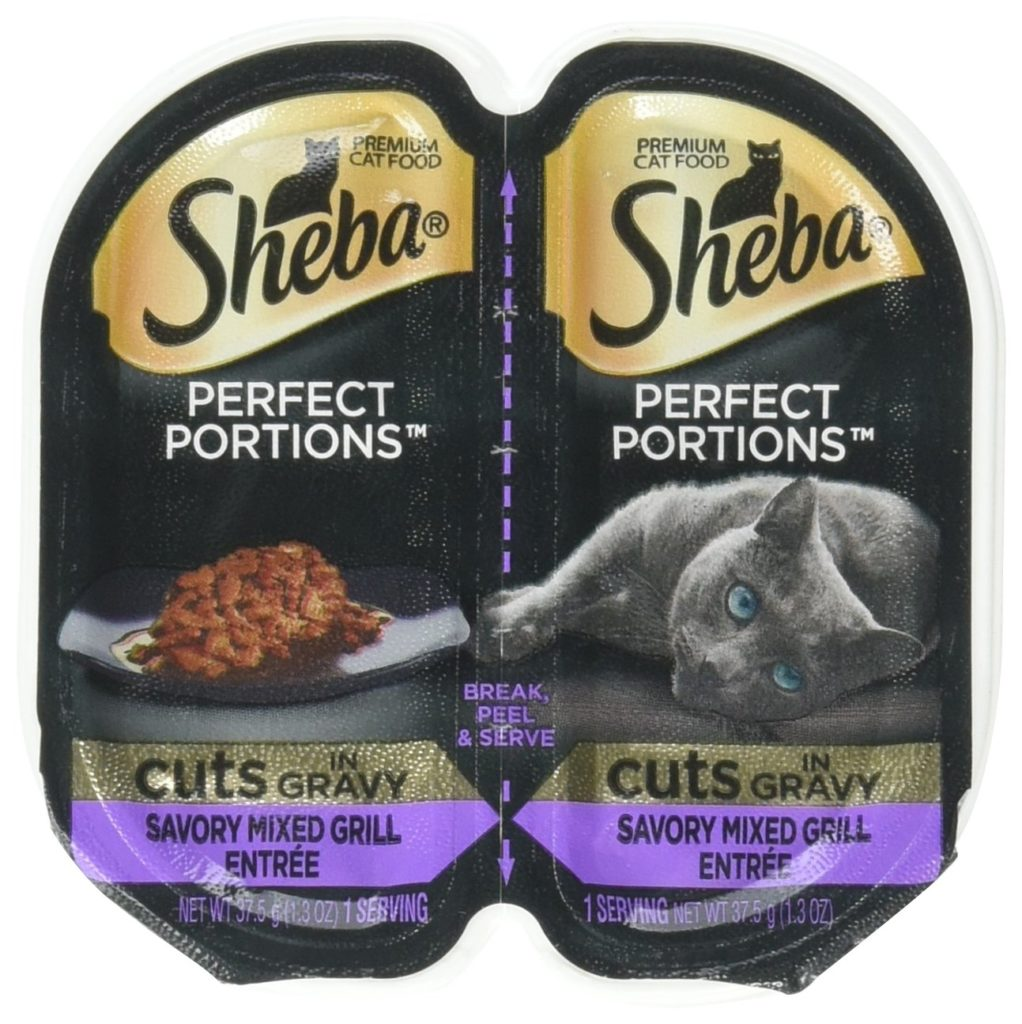 Sheba Cat Food