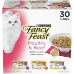 Purina Fancy Feast Grilled Poultry and Beef